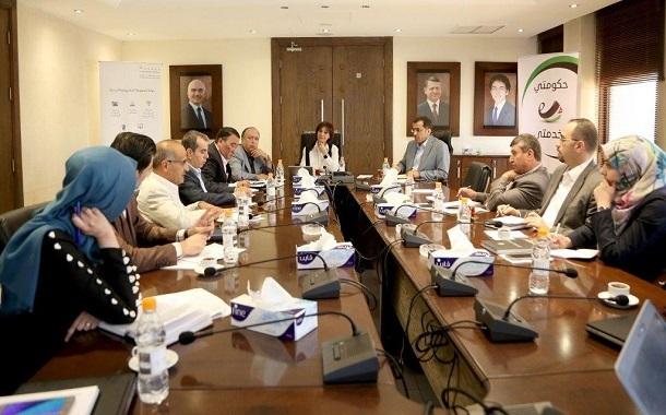 اجتماعات تبحث الية ربط عدد من الخدمات مع بطاقة الاحوال المدنية الذكية