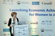 إنجاز والسفارة الكندية يطلقان مشروع دعم الفرص الإقتصادية للمرأة في الأردن