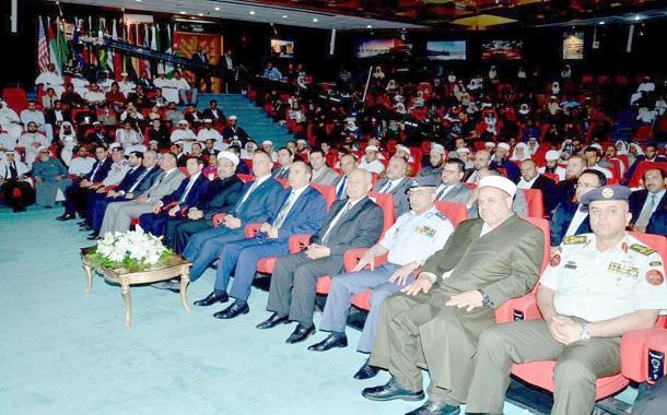 مندوبا عن الملك..... الامير فيصل يرعى حفل توزيع جوائز المسابقة الهاشمية الدولية لحفظ القرآن الكريم