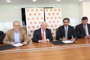 اورانج الأردن توقّع مذكرة تفاهم مع مجلس محافظة العاصمة لتطوير الخدمات الإلكترونية فيها