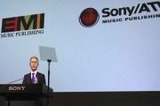 إمبراطورية سوني تبتلع ثاني شركة لنشر الموسيقى في العالم