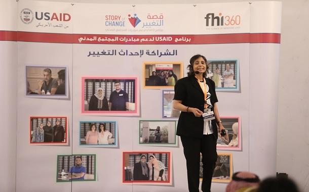 نشطاء المجتمع المدني وممثلو الحكومة يجتمعون في شمال المملكة للاحتفال بإنجازات القطاع
