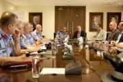 وزير الاتصالات يبحث مع مدير الامن العام مجالات التعاون المشترك
