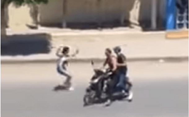 تونس ..... سرقة اثناء رقصة