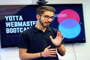 العتوم........ ريادي يطوع تقنية الفيديو لنقل خبراته بتصميم المواقع الإلكترونية