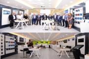 أمنية تفتتح معرضها الجديد في المبنى الرئيسي وتوفر خدمات رقمية عالية الجودة