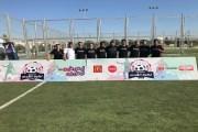 زين تستكمل بطولتها لكرة القدم للشباب في محافظة الزرقاء