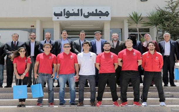 لجنة الشباب والرياضة النيابية تُكرم أصحاب الإنجازات في بطولتي آسيا للكراتيه والجوجيتسو