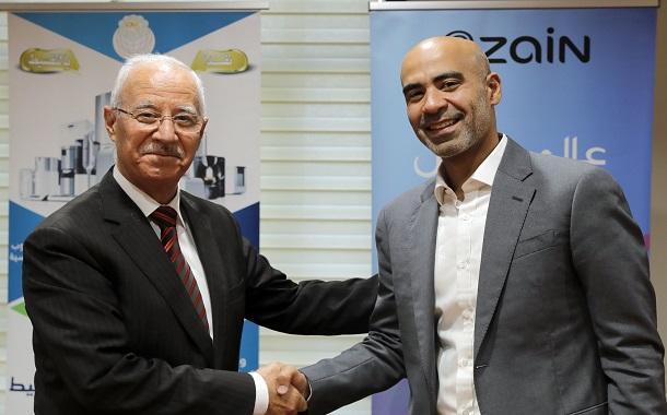 زين تُبرم اتفاقية تعاون مع المركز الأردني للتجارة الدولية