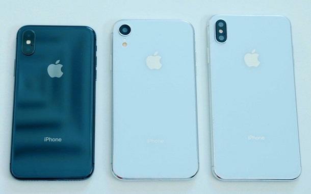 بلومبيرغ : آبل ستقدم ثلاث هواتف آيفون مختلفة في الحجم والمواصفات والالوان