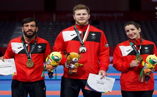 منتخب الجوجيتسو يتألق في إندونيسيا ويمنح الأردن ثلاث ميداليات في الألعاب الآسيوية