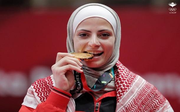 الصادق تحرز أولى ميداليات الأردن في الأسياد