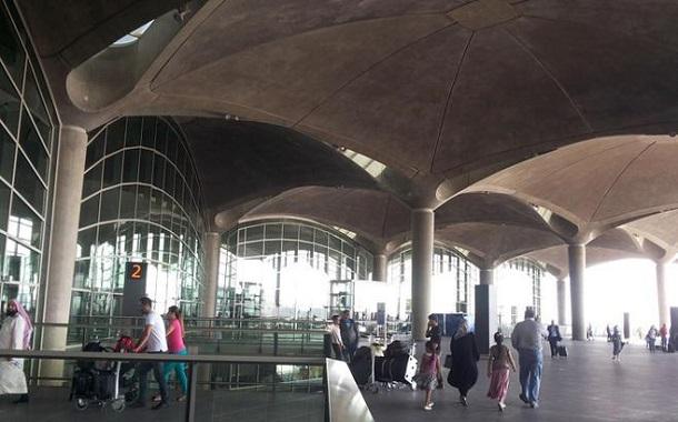 مطار الملكة علياء الدولي يستقبل أكثر من مليون مسافر خلال آب 2018