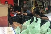تطبيق يوفر الطعام للفقراء ويحارب الجوع في نيجيريا
