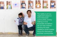 مؤسسة The Orenda Tribe...... مشروع يربط الريادة بالفن والابداع والطفولة