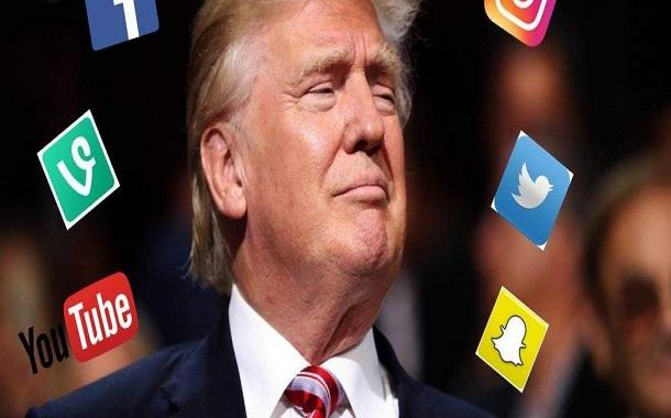 ترامب يعتزم إصدار أمر بالتحقيق مع شركات التواصل الاجتماعي