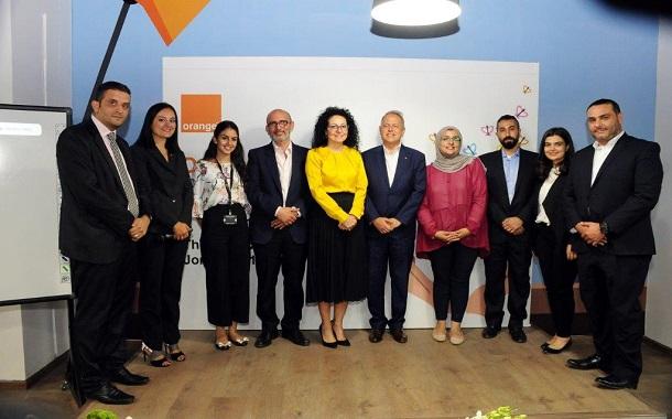 اورانج الأردن تعلن أسماء الفائزين بجائزتها لمشاريع التنمية المجتمعية للعام 2018