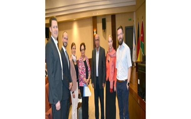 مقاربات مبتكرة للتقنيات الحديثة في التعليم العالي بــ«الألمانية الأردنية»