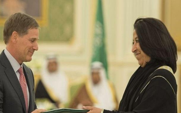 من هي لبنى سليمان العليان أول رئيسة بنك في السعودية؟