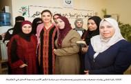 الملكة رانيا تلتقي رؤساء جمعيات ومستفيدين ومستفيدات من مبادرة تمكين الاسر محدودة الدخل في الطفيلة