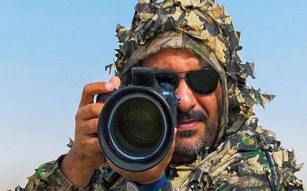 مصور مصري يكرس موهبته لإبراز جمال الحياة البرية العربية