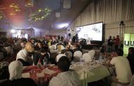 أمنية ترعى حفل عشاء خيري لمؤسسة فلسطين الدولية