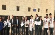 تكريم الفائزين في اختتام مبادرة الرسالة الوطنية لمحو الامية الرقمية