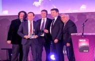 مجموعة اورانج تحصد جائزة أفضل مشغّل في الأسواق الناشئة