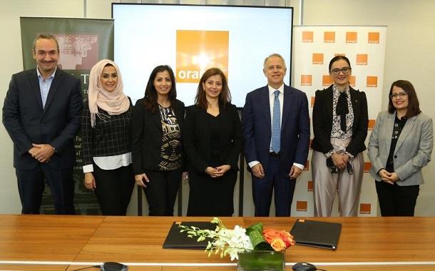 اورانج الأردن تدعم نشاطات ومبادرات الجمعية الوطنية للمحافظة على البترا