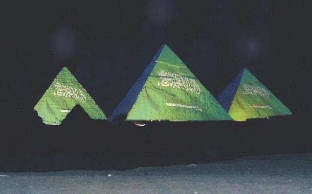 مواقع التواصل تحتفل بولي العهد السعودي بصورة