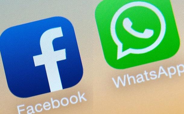 تداول 100 مليار رسالة يوميا عبر ''مسنجر فيسبوك'' و ''واتساب''