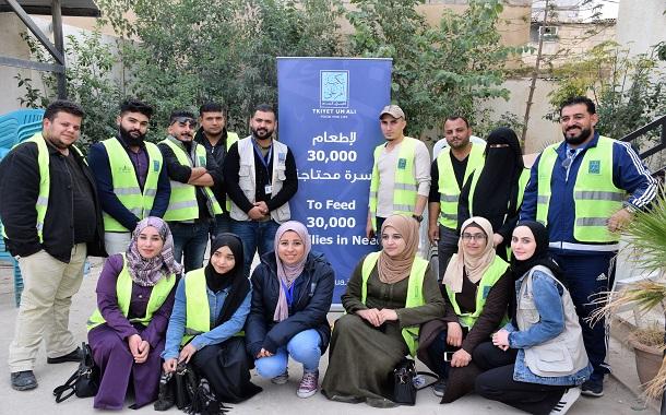 الجمعية الأردنية للعون الطبي للفلسطينيين تنظم يوما طبيا مجانيا بالتعاون مع تكية أم علي