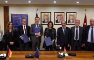 30.6 مليون يورو منحة أوروبية لإنشاء 10 مدارس في الأردن