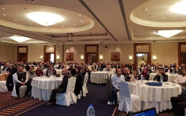 البنك العقار ي المصري العربي يعقد لقاء توعوي لكافة العاملين في الاردن وفلسطين
