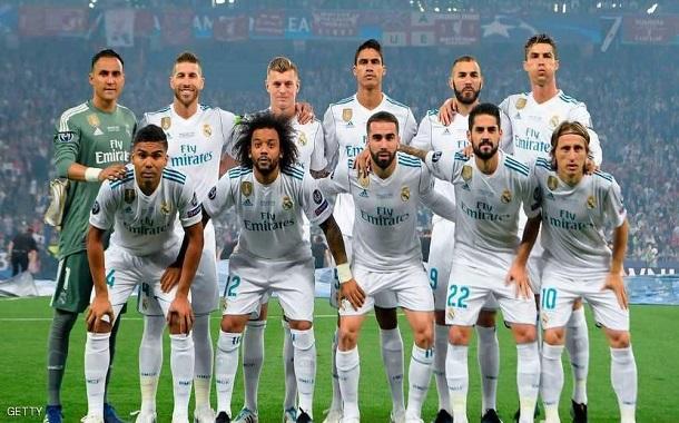 ريال مدريد يتصدر قائمة الأندية الأغنى في العالم