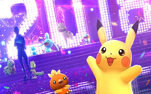 بوكيمون غو حققت 800 مليون دولار في 2018