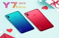 الهدية الأمثل في عيد العشاق  Y7 Prime 2019 من Huawei لكِ ولهُ!