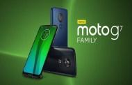 موتورولا تكشف رسمياً عن ثلاث نسخ من سلسلة Moto G7