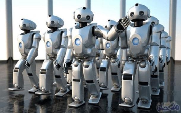 دراسة : الروبوتات لن تسرق وظائف الناس