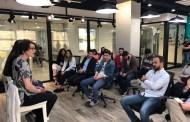 المتحدثة باسم الحكومة البريطانية تلتقي الشباب في منصة زين للإبداع