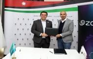 اللجنة الأولمبية الأردنية توقع اتفاقية رعاية مع شركة زين