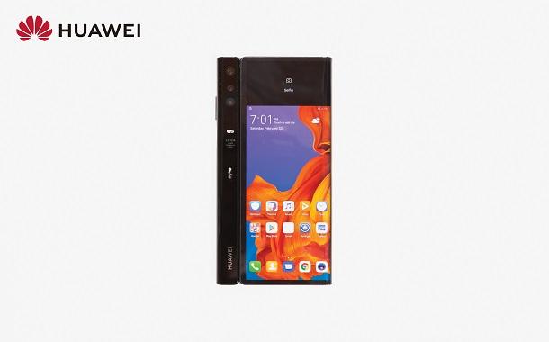 الهاتف الجديد القابل للطي من Huawei الأسرع عالمياً لشبكة الجيل الخامس