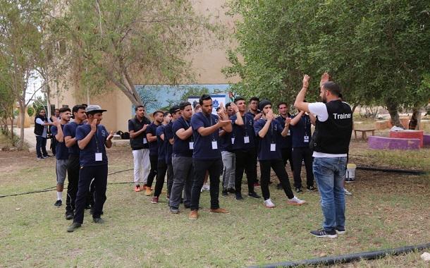 دار أبو عبدالله تنظّم معسكر تدريبي شبابي هو الأول من نوعه