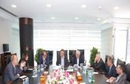 السالم: زيارة الملك للعراق فتحت آفاقا جديدة للتعاون وعلى القطاع الخاص استثمارها لمصلحة البلدين