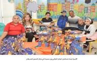 الأميرة غيداء تستقبل الممثل العالمي ويل سميث في مركز الحسين للسرطان