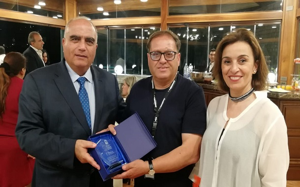 الاردن يفوز بالمركز الاول والجائزة الاولى في السمبوزيوم الدولي في لبنان