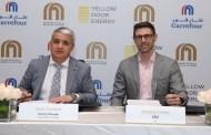 ماجد الفطيم توقع مع Yellow Door Energy لتزويد متاجر كارفور في الأردن بالطاقة الشمسية