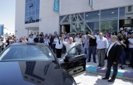 زين تحتفل برابح السيارة الثانية ضمن حملتها
