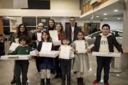 سيارة أحلام الطفلة الأردنية سيلينا العُمَر تفوز بجائزة تويوتا العالمية كواحدة من بين ثلاثين فائزاً حول العالم