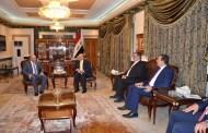 العراق والاردن يبحثان فرص التعاون في المجال التقني والتحول للاقتصاد الرقمي